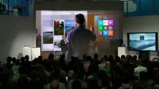 Microsoft @MWC 2015 Full Keynote-Webcast