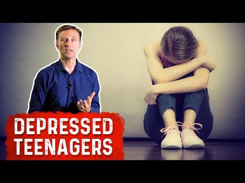 Low Vitamin D Linked to Depressed Teens
