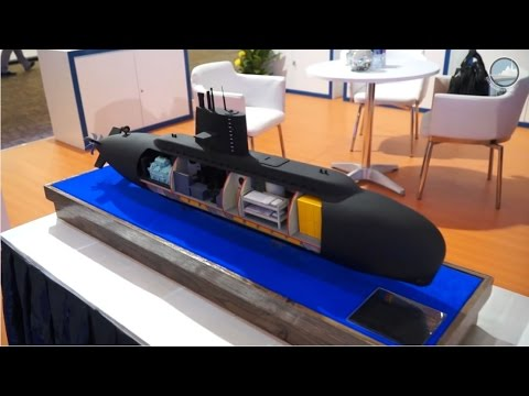 Naval Products at Indodefence 2016 in Jakarta, Indonesia