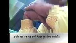 Delhi university girl hostel SEX scandal video - naked hot nude leaked MMS GNU Sting Operation