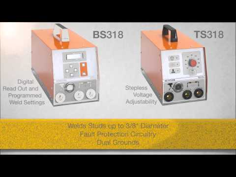 Weld Stud   Capacitor Discharge Stud Welding Equipment