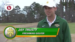 Jay Trusty - Tech Student-Athlete of the Week - 3/16/17