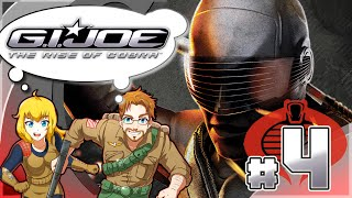 Gi Joe Rise Of Cobra Part 4 Painful Origin of Snake Eyes (HD)