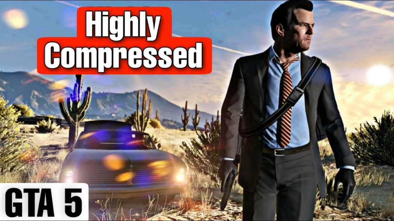 Gta 5 Highly Compressed Pc Game Download Pc Games 2020 Youtube