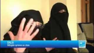 Repeat youtube video La situation des femmes syriennes réfugiées au Liban