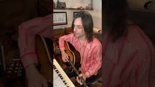 The Relationship / weezer's Brian Bell practicing Numbers from OK Human 2-28-21