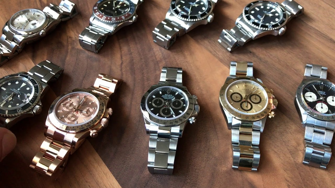 State Of My Rolex Collection
