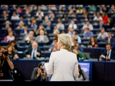 State of the European Union debate 2021