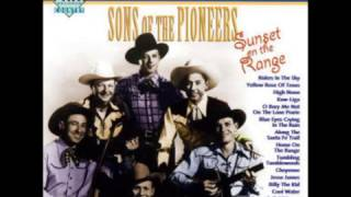 Sons of the Pioneers - Riders In the Sky