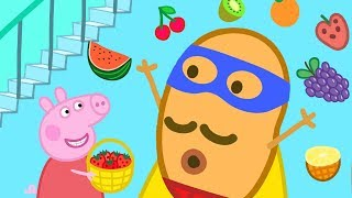 Peppa Pig Official Channel   Peppa Pig Sings the Fruit Song