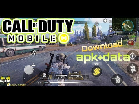 Download Call Of Duty Mobile Apk Data (Google Drive) + Set Max Graphic On Pocophone F1