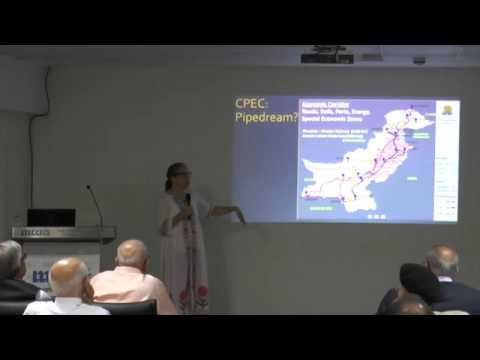 Pune International Centre: Lecture by Prof. Christine Fair