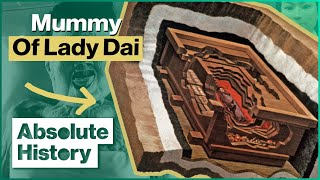 The Extraordinary 2,000-Year-Old Muṁmy Of Lady Dai   Diva Mummy   Absolute History