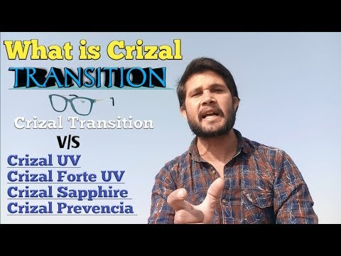 2bb2aa70eac5 Crizal Transition v s Crizal Sapphire- Eye Wear