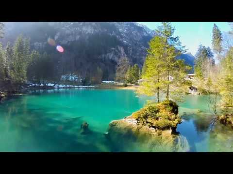 Beautiful and Amazing Mixture of Images of Natural Landscapes and Relaxing Music HD 1080P