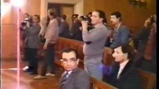 Суд над азербайджанскими убийцами. Сумгаит.