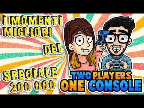 Speciale 200k - Il Meglio Dei Two Players One Console - Montage