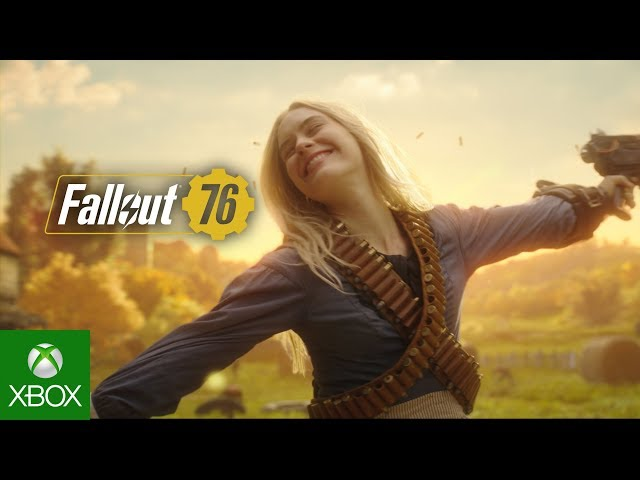 Fallout 76 - Official Live Action Trailer