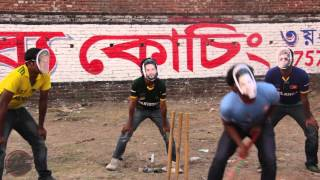 Icc t20 funny flash Mob