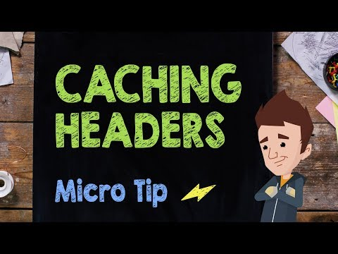 Caching Headers - Supercharged