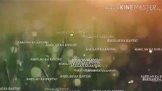 Lagu Ipank feat Kitani - Bakilah ka Rantau