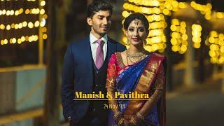 Wedding Film | Manish & Pavithra | 24 Nov '19