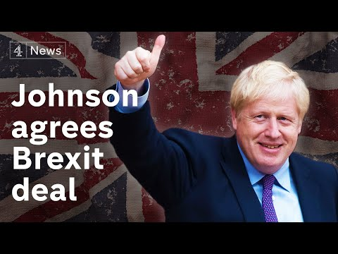 Boris Johnson's new Brexit deal explained - but will it get through parliament?