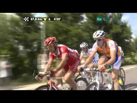 2009 Tour de France Stage 2 Highlights