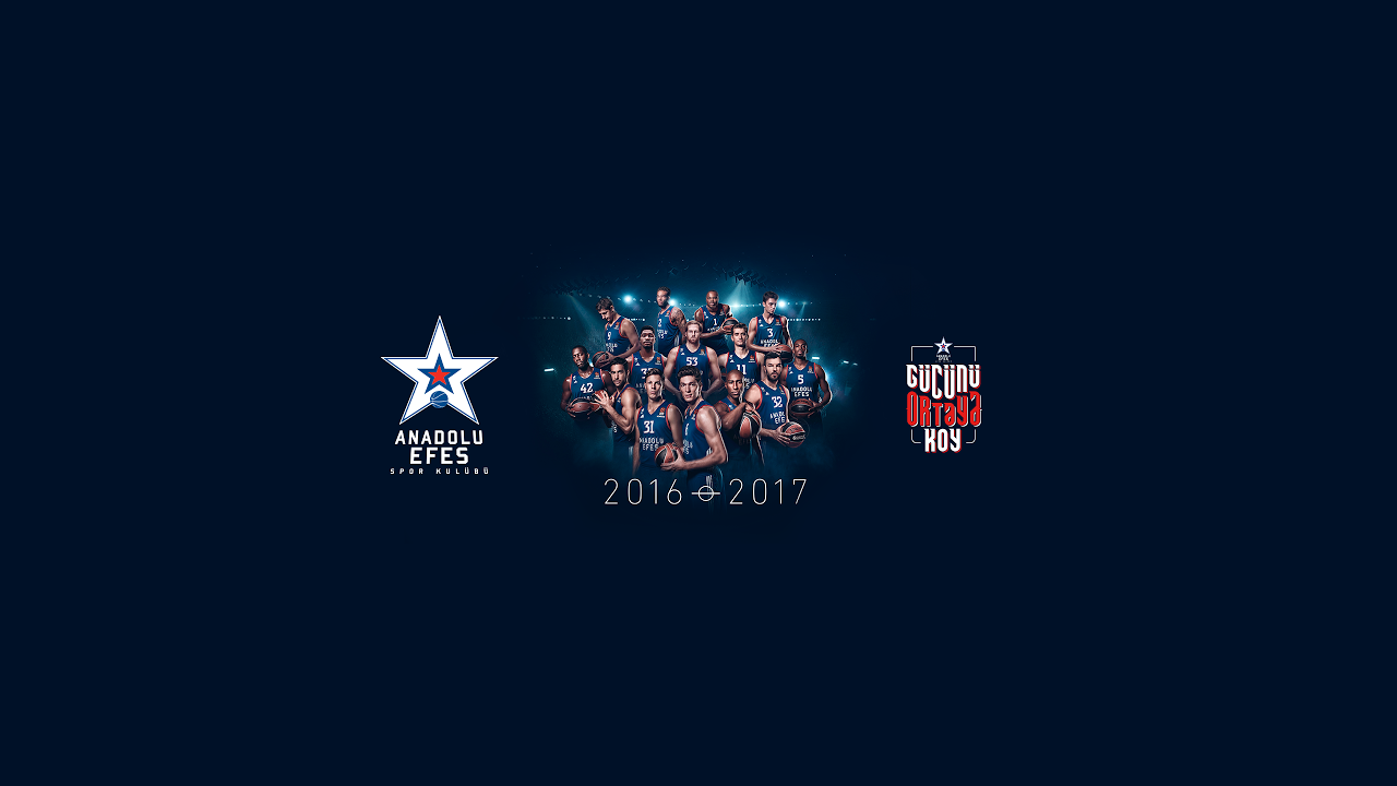 Anadolu Efes - Maccabi Fox Tel Aviv Basın Toplantısı