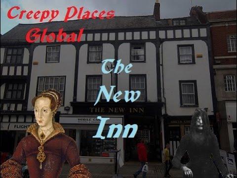 Creepy Places Global: The New Inn