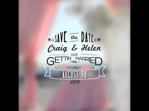 Wedding invitation save the day video sample for facebook wedding invitation save the day video sample for facebook youtube instagram twitter email stopboris Choice Image