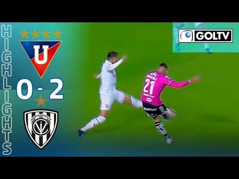 LDU Quito Independiente del Valle Goals And Highlights