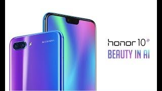 HONOR 10 QUICK OVERVIEW - ANTUTU - PERFORMANCE CHART