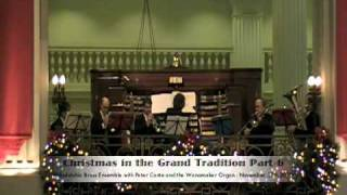 Christmas in the Grand Tradition Part-6 Wanamakers Philadelphia Pa 11-27-10