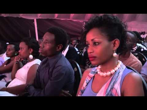 GROOVE AWARDS KIGALI-RWANDA 2015 WITH THE POWER OF PRAISE