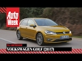 Volkswagen Golf (2017) - AutoWeek Review - English subtitles