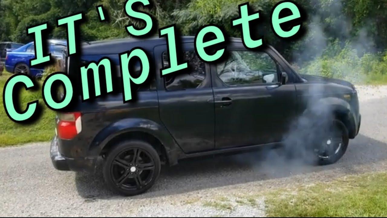 Honda Element Manual Transmission Rebuild Series Pt 3 Completion Youtube