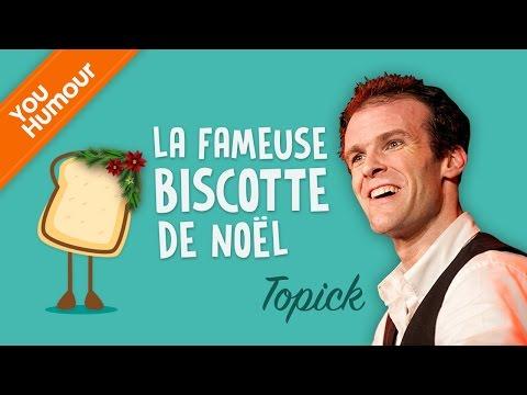 TOPICK - La fameuse biscotte de Noël