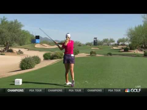 SamDaSoo Refreshing Round of the Day - Anna Nordqvist RD3 at the 2017 Bank of Hope Founders Cup
