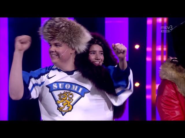 Tulikoe: Pikahahmot   4. jakso   Putous 12. kausi   MTV3
