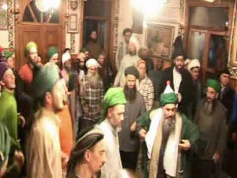 Nakshibendi Sufi Hadra -