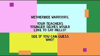 Wetherbee Staff Baby Photos