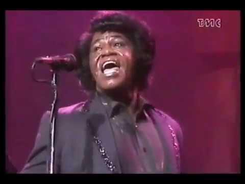 Sequenza TMC Tele Monte Carlo - James Brown - Live in London 1985 - in onda nel settembre 1991
