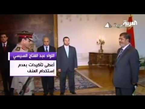 حصري جدا : من هو اللواء عبد الفتاح السيسي؟