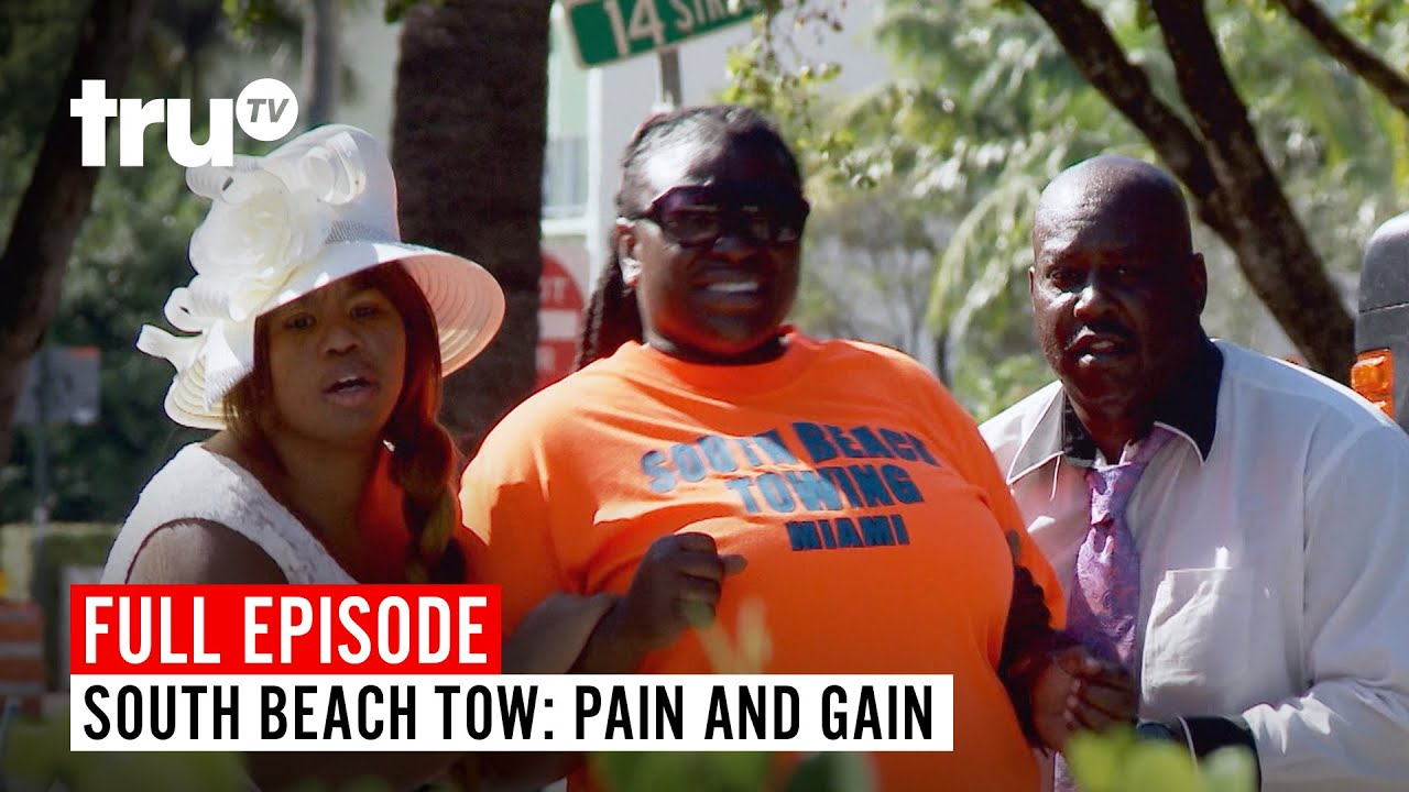 Download South Beach Tow | Season 7: Pain and Gain | Watch the Full Episode | truTV