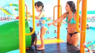 Piscina con Toboganes en sede Playa thumbnail