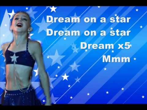 Dream on a star- Chloe Lukasiak Solo- Dance Moms (By Kadie Hodges)