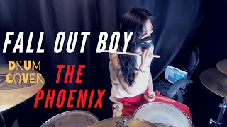 Fall Out Boy - The Phoenix (Drum Cover by GANI DRUM)