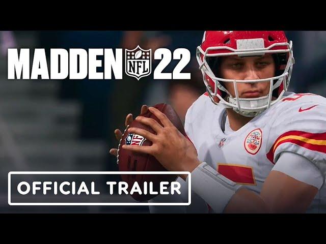 Madden NFL 22 (видео)