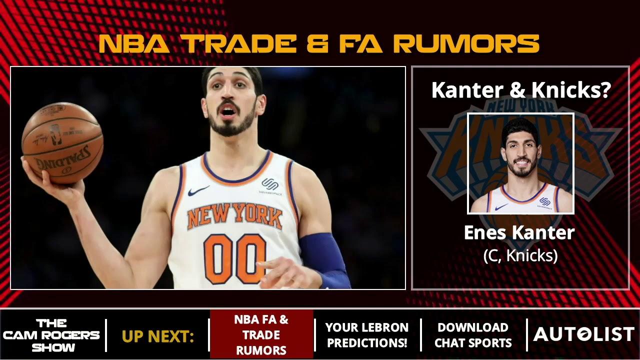 NBA Trade   Free Agency Rumors  Knicks   Kemba Walker 35123b6fd
